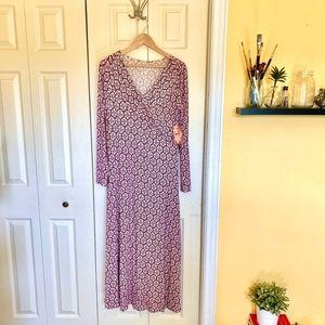 Super Comfy Jersey Fall Dress